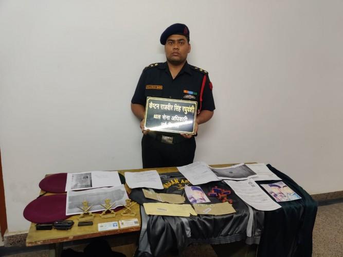 वाराणसी में फर्जी अधिकारी आनंद कुमार ने धोखे से की शादी, ठगी में चढ़ा एसटीएफ के हत्थे