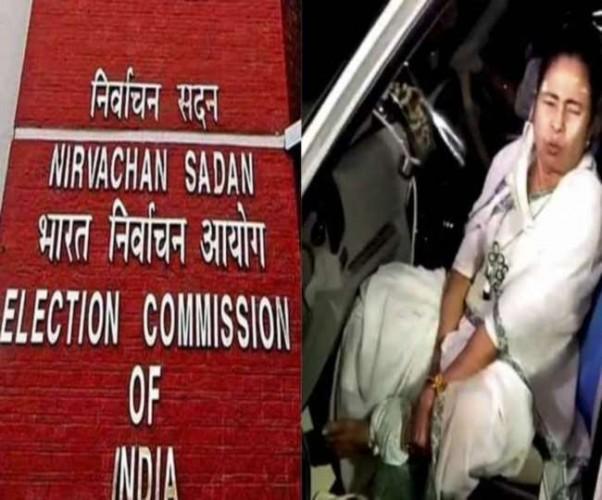 ममता बनर्जी के चोटिल होने के मामले में सुरक्षा निदेशक निलंबित, डीएम व एसपी पर भी गिरी गाज