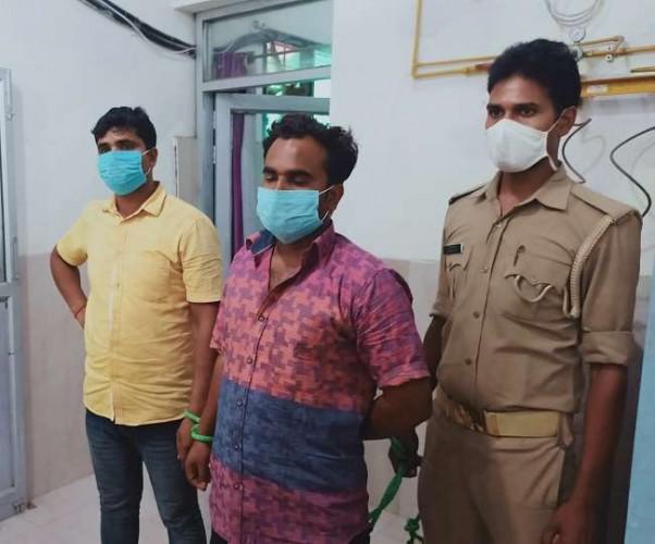 फर्रुखाबाद के नर्सिंग होम में लूटपाट व मारपीट करने पर दो भाइयों को जेल