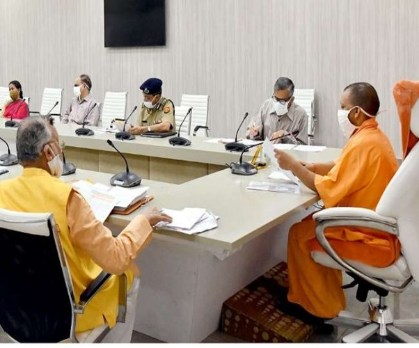 CM योगी आदित्यनाथ का निर्देश: दस मई कक्षा 12 तक के सभी स्कूलों में अवकाश, ऑनलाइन कक्षाएं भी नहीं चलेंगी