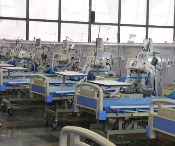 लखनऊ के DRDO अस्पताल में 90 फीसद बेड खाली, तीमारदार गिड़गिड़ाते रहे, नहीं भर्ती हुए मरीज
