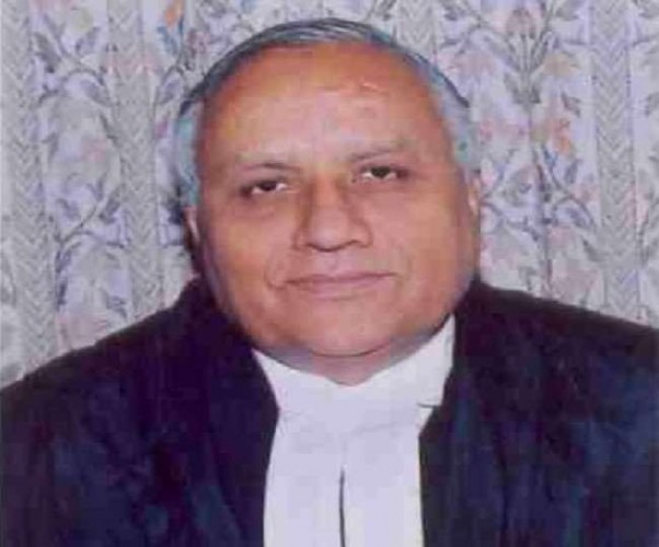 अयोध्या में श्रीराम जन्मभूमि विवाद पर फैसला सुनाने वाले हाई कोर्ट के रिटायर्ड जस्टिस धर्मवीर शर्मा का निधन