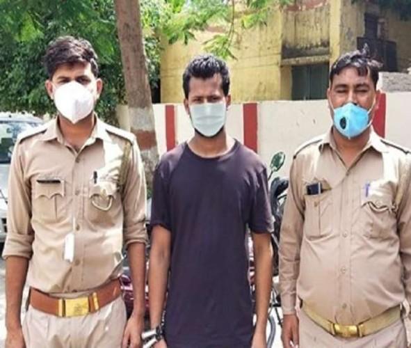 अलीगढ़ में सागर हत्याकांड में ममेरे भाई का दोस्त भी गिरफ्तार