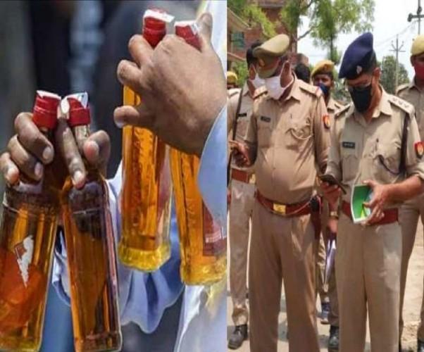 जहरीली शराब से आंबेडकर नगर व आजमगढ़ में मचा कोहराम, अब तक 22 लोगों की मौत; कई गंभीर