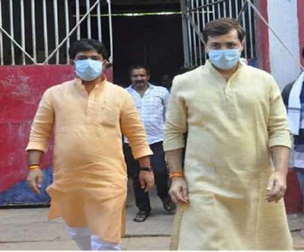पूर्व सांसद धनंजय सिंह की तलाश में जौनपुर में लखनऊ पुलिस का फिर छापा