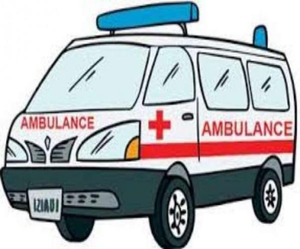 प्रतापगढ़ से एसआरएन रेफर हुआ था मरीज, स्वजन जबरन ले जाने लगे लखनऊ, रास्ते में हुई मौत तो एंबुलेंस के कर्मचारियों को पीटा