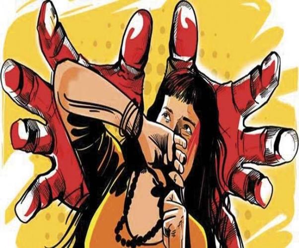 कन्नौज में पुत्री से अभद्रता का विरोध करने पर गर्भवती व पति को पीटा