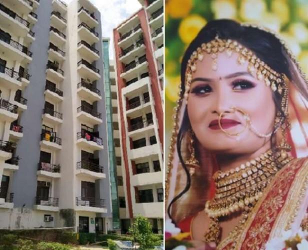 कानपुर में अपार्टमेंट की 8वीं मंजिल से गिरकर MBBS डॉक्टर की मौत