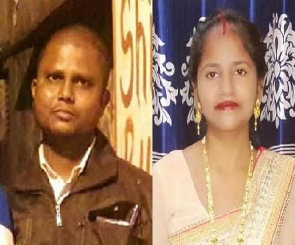 इटावा में सब्जी विक्रेता की ट्रेन से कटकर मौत, घटना के बाद से पत्नी लापता