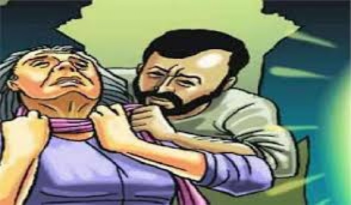 प्रतापगढ़ में लड़की की गला घोंटकर हत्या के बाद बैठकर रोता रहा कातिल