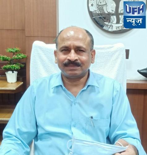 2012 बैच आईएएस अरविंद चौरसिया ने डीएम का चार्ज लिया स्वास्थ्य विभाग व सरकारी कार्य योजनाओं को प्राथमिकता