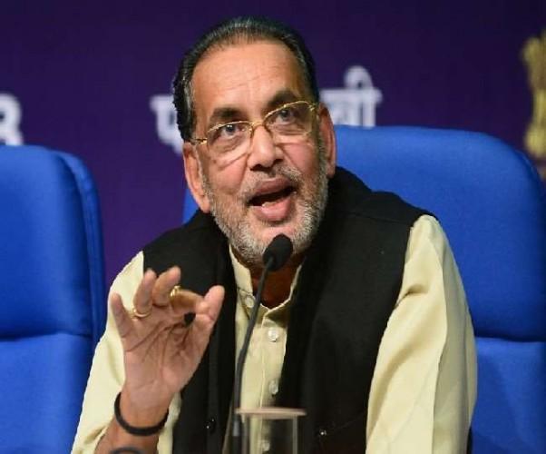 यूपी में सियासी अटकलों का बाजार गर्म, बीजेपी प्रदेश प्रभारी राधा मोहन सिंह ने राज्यपाल से की मुलाकात