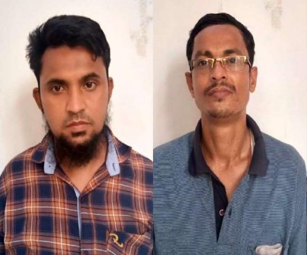 उत्तर प्रदेश में सक्रिय रोहिंग्या की घुसपैठ कराने वाला गिरोह, एटीएस ने गाजियाबाद से दो को दबोचा