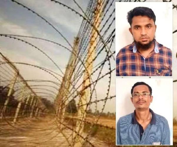गाजियाबाद से गिरफ्तार दो रोहिंग्या ने उगले राज ,जारी है ठेके पर बांग्लादेश के रास्ते सीमा पार कराने का खेल