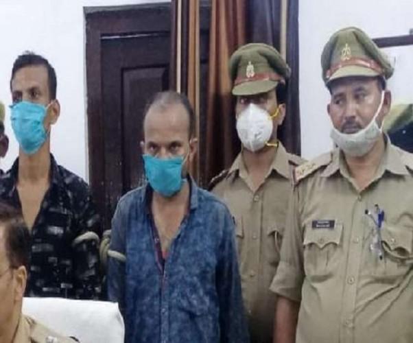 मीन का बैनामा कराने के लिए किया युवक का अपहरण,गिरफ्तार
