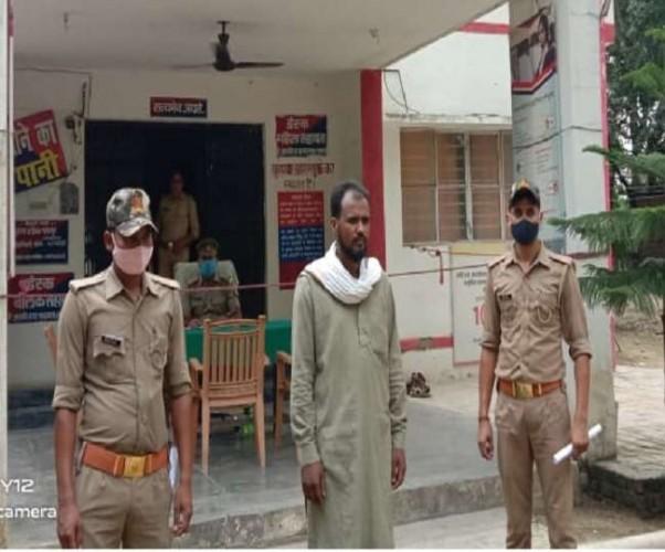 फतेहपुर में अवैध मतांतरण के मामले में विजय सोनकर गिरफ्तार