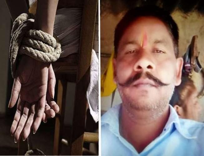 आजमगढ़ में कैथौली के ग्राम प्रधान का अपहरण