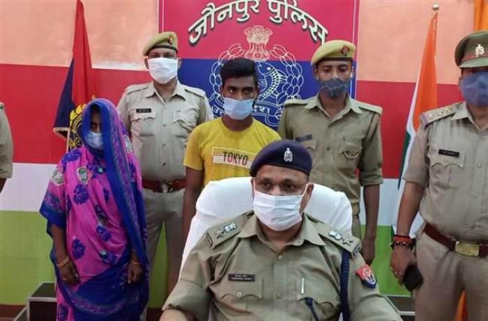 जौनपुर में मां और भाई ने ही की थी गर्भवती किशोरी की हत्या