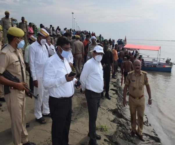 अयोध्या आए आगरा निवासी 12 लोग सरयू नदी में डूबे, छह की मौत