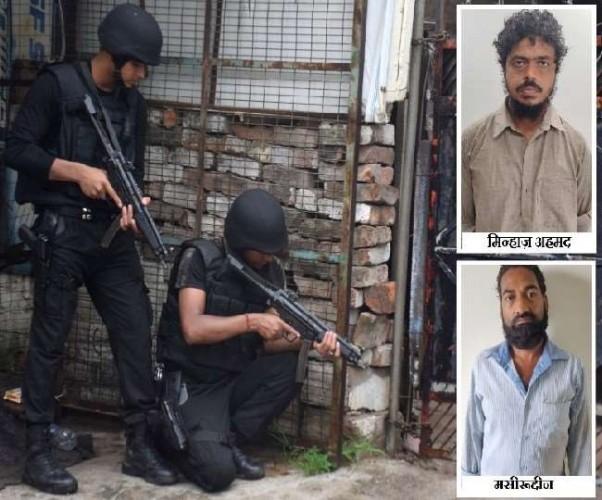 लखनऊ में गिरफ्तार आतंकी अलकायदा इंडियन सब कांटीनेंट माड्यूल इसी के सदस्य