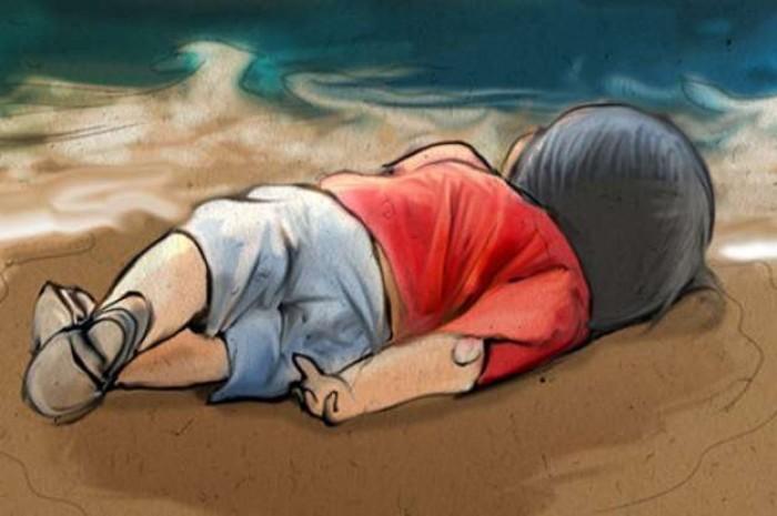 बिजनौर में पानी से भरी बाल्टी में गिरकर मासूम की मौत