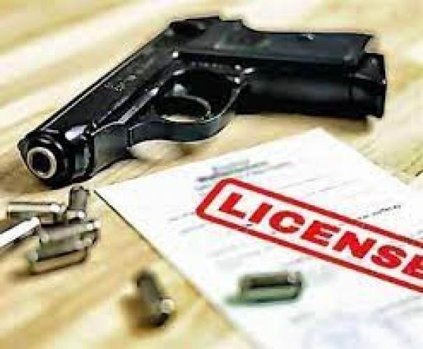 मुख्तार अंसारी के करीबी गणेशदत्त के दो शस्त्र लाइसेंस निरस्त