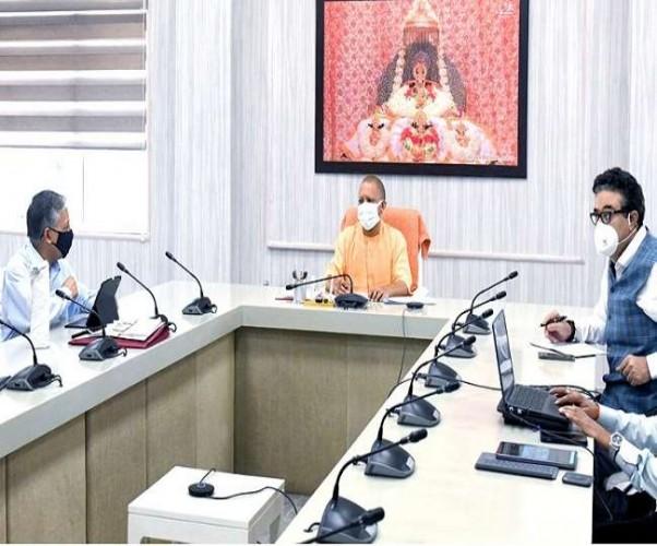 विपक्ष की नकारात्मक राजनीति के जरिये भारत को अस्थिर करने की साजिश - CM योगी
