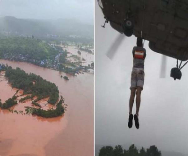 महाराष्ट्र में बारिश का कहर, सौ से ज्यादा लोगों की मौत