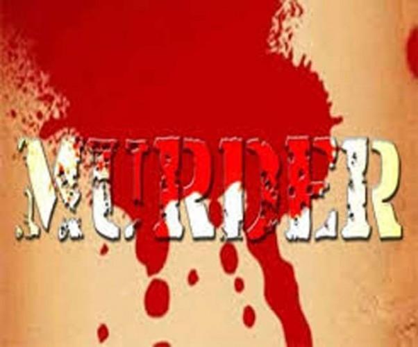 गाजीपुर में धारदार हथियार से गला काटकर युवक की हत्या