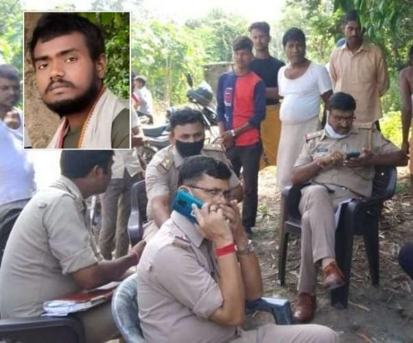युवक की गला काटकर हत्या, एक सप्ताह बाद जंगल में मिला शव