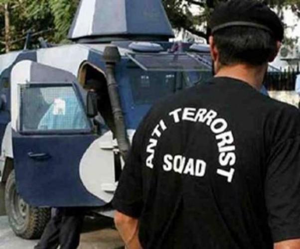 ISIS के चार संदिग्ध आतंकी हिरासत में, विस्फोटक बरामद