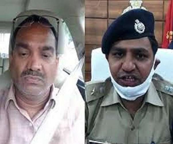 भगोड़े IPS पाटीदार के साथ मुकदमे में आरोपित दारोगा की बर्खास्तगी रद