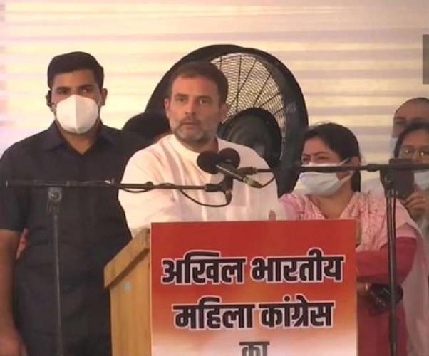 मैं किसी विचारधारा से समझौता कर सकता हूं, पर आरएसएस और भाजपा से नहीं : राहुल गांधी