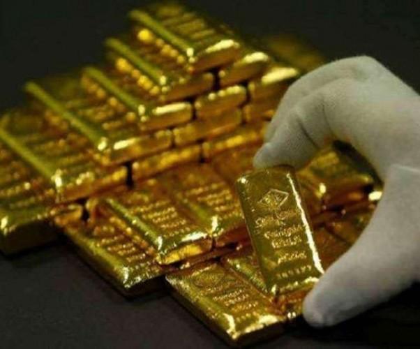 कानपुर सेंट्रल पर GRP ने पकड़ा पौने दो करोड़ रुपये का सोना