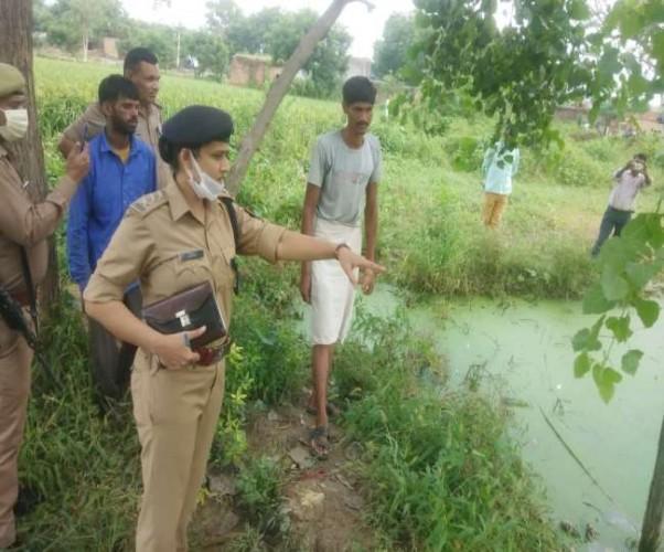 तालाब के किनारे मिला लापता बच्चे का शव, हत्या की आशंका