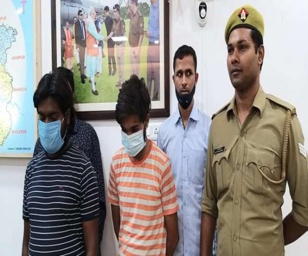 प्रयागराज में दो जालसाज गिरफ्तार