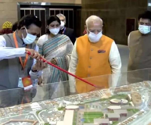 देश को मिलेगी 'गति' और 'शक्ति' -  PM मोदी