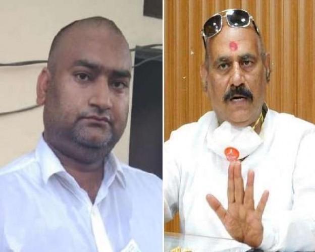 ज्ञानपुर विधायक के बेटे की कंपनी के विरुद्ध दो करोड़ 37 लाख की आरसी जारी